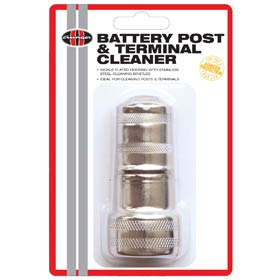 Battery Post & Terminal Cleaner