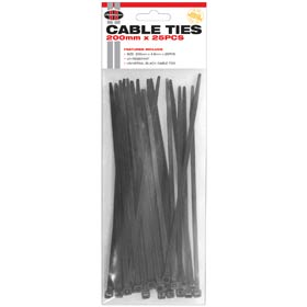 Cable Ties 200mm