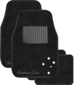 Car Mats Southern Cross