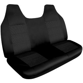 Car Seat Covers Elite Black Size 90