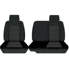 Car Seat Covers Elite Black Size 401