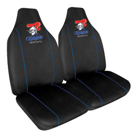 Car Seat Covers NRL Newcastle Knights