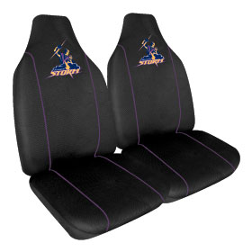 Car Seat Covers NRL Melbourne Storm